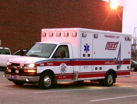 Emergency services in Kansas City aren't set up to respond to text messages, but they will be in the future.