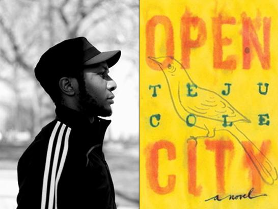 "Teju Cole's ""Open City,"" one of Book Doctor Steve Paul's picks"