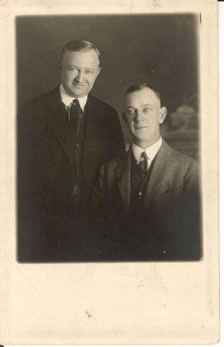 Walt M. Bodine & Russell Bodine.