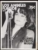 Exene Cervenka of the band X