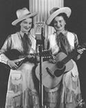 Performers Kit and Kay, circa 1940