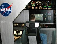 Union Station management says to expect more exhibits like this NASA space flight simulator.