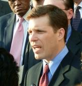 U.S. Attorney for Western Missouri Todd Graves pictured at a recent press conference told staff members he will resign.