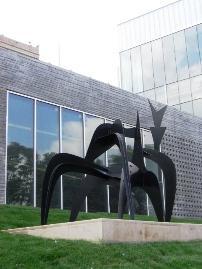 Alexander Calder, Tom's Cubicle, 1967.