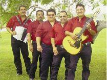 Manuel Vargas and his current band, Grupo Badd.
