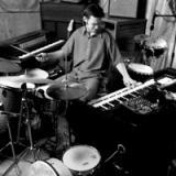 Jazz drummer Brandon Draper
