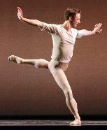 Dancer and choreographer Matthew Powell