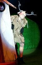 Wild Goat, played by Cassie Hollmann