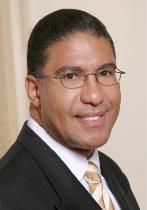 Darryl Matthews, General President of Alpha Phi Alpha Fraternity
