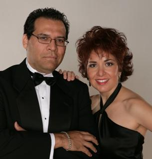 David Chavez and Sarah Ruiz of LatinPointe.