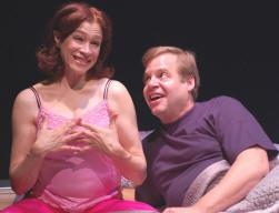 Pictured Cheryl Weaver, and Scott Cordes.