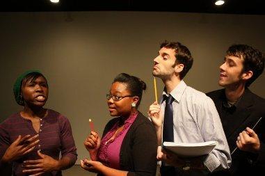 Arts Or Crafts: Chioma Anyanwu, Teisha Bankston, Ben Orscheln, Joel Moses