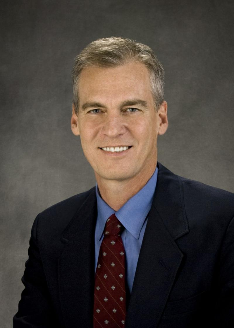 Kansas Governor Mark Parkinson.