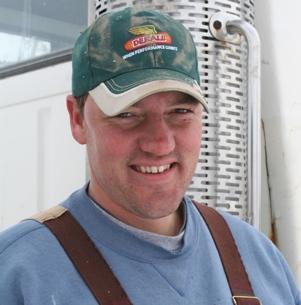 Farmer Luke Ulrich