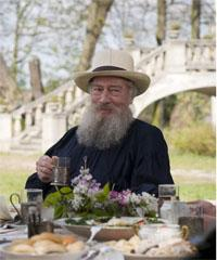 Christopher Plummer as Leo Tolstoy in The Last Station