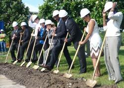 Troost Bridge Project Groundbreaking