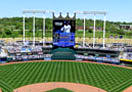 Kansas City will host Major League Baseball's All-Star Game at Kauffman Stadium on July 10.