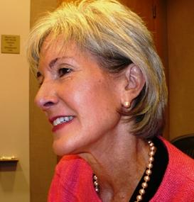 HHS Secretary Kathleen Sebelius Attends Area Research and Industry Leaders at Drug Development Conference