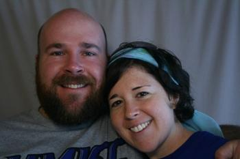 Ross Thompson and Kelly Thompson, StoryCorps MobileBooth, Kansas City, Mo.