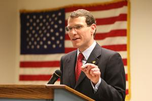 Missouri State Treasurer Clint Zweifel