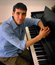 Baltimore-based composer Jonathan Leshnoff