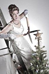 "Ron Megee is Joan Crawford in ""A Very Joan Crawford Christmas"" by Jeff Church & Ron Megee. Through January 2, 2011."