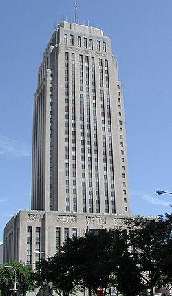 Kansas City, Mo., City Hall.