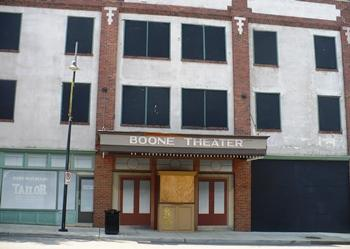 Boone Theater at 18th and Highland, Kansas City, Mo.