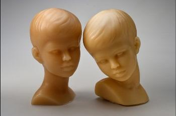"Peregrine Honig's ""Twins"""