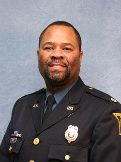 Newly-appointed KCMO Police Chief Darryl Forte.