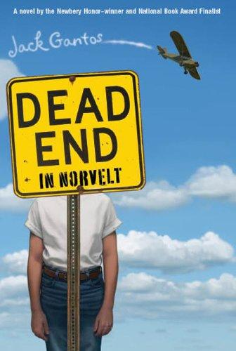 "Jack Gantos' ""Dead End Norvelt,"" one of Johnson County Librarian Dennis Ross' picks for best youth books of 2011."