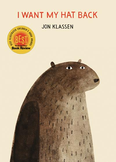 "Jon Klassen's ""I Want My Hat Back"", one of Johnson County Librarian Debbie McLeod's picks for best children's books of 2011."