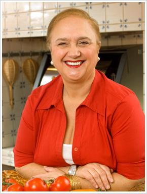 Chef, restauranteur, and cookbook author Lidia Bastianich