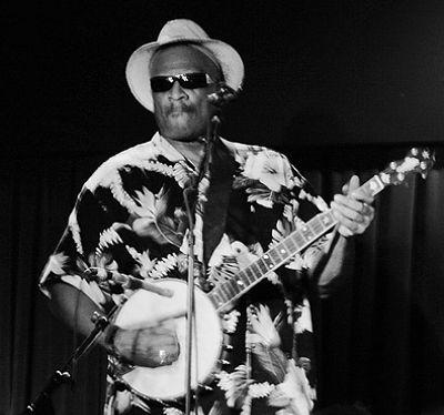Taj Mahal plays the Blue Note in May 2006.