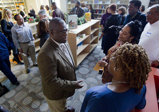 Mayor Sly James' plan to take over Kansas City public schools could tie his political future to the success of a chronically under-performing school district.