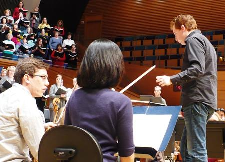 Steven Jarvi, associate conductor