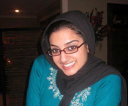 Aisha Khan  before her  Dec. 16th disappearance.