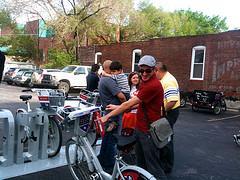 BikeShare in Minneapolis.