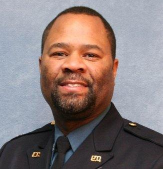 KCMO Police Chief Darryl Forté
