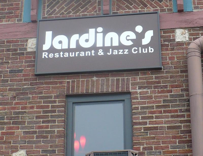 A red light still glows in the back window, but Jardine's remains closed indefinitely.