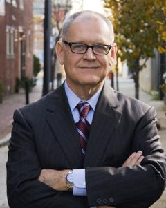 Author and former health insurance executive Wendell Potter