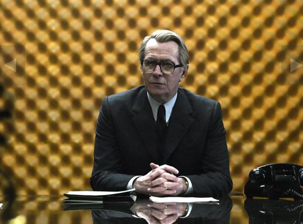 Gary Oldman stars in Tinker Tailor Soldier Spy.