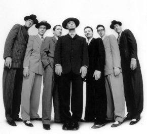 Big Bad Voodoo Daddy links up with the Kansas City Symphony in a pops concert this weekend.