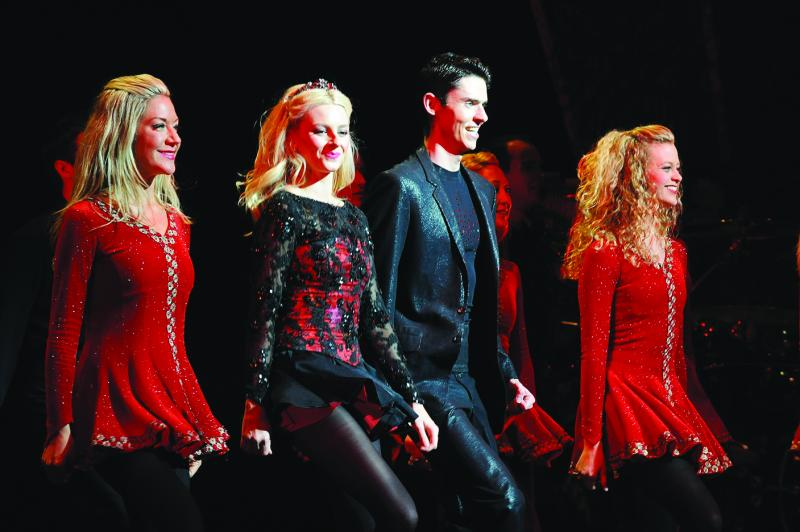 The Riverdance final tour hits Kansas City this weekend at the Music Hall