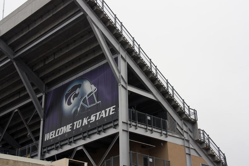 The proximity of K-State's football stadium was cited as a concern by the National Academies of Science in its 2010 review.