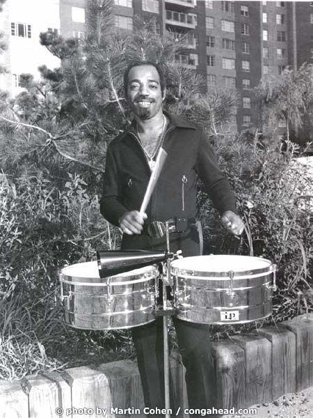 Celebrating The Birthday Of Percussionist Willie Bobo Kcur