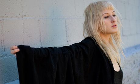 Nika Roza Danilova, better known by her stage name of Zola Jesus, performs Friday night at the Granada Theatre.