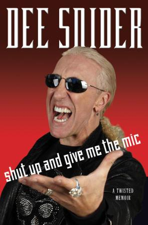 """Twisted Sister"" lead Dee Snider - sans makeup"