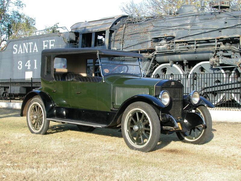 1922 Stanley Steamer