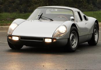 1965 Porsche Coupe